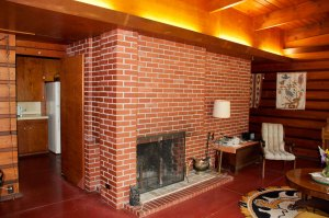 Fireplace-hearth (Photo: John Charlton)