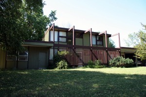 Park Hill. Architect: Warren C. Heylman, 1954