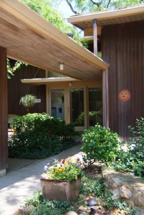 House entry