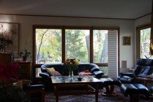 Living room looking northeast