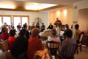 Givens residence tour, November, 2012
