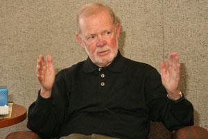 Ron Labinsky talk at Nunemaker Center, February 2014