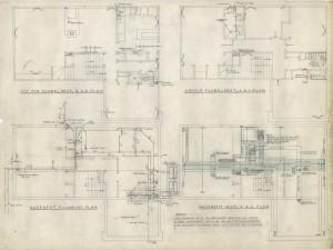 Plumbing & heating plans