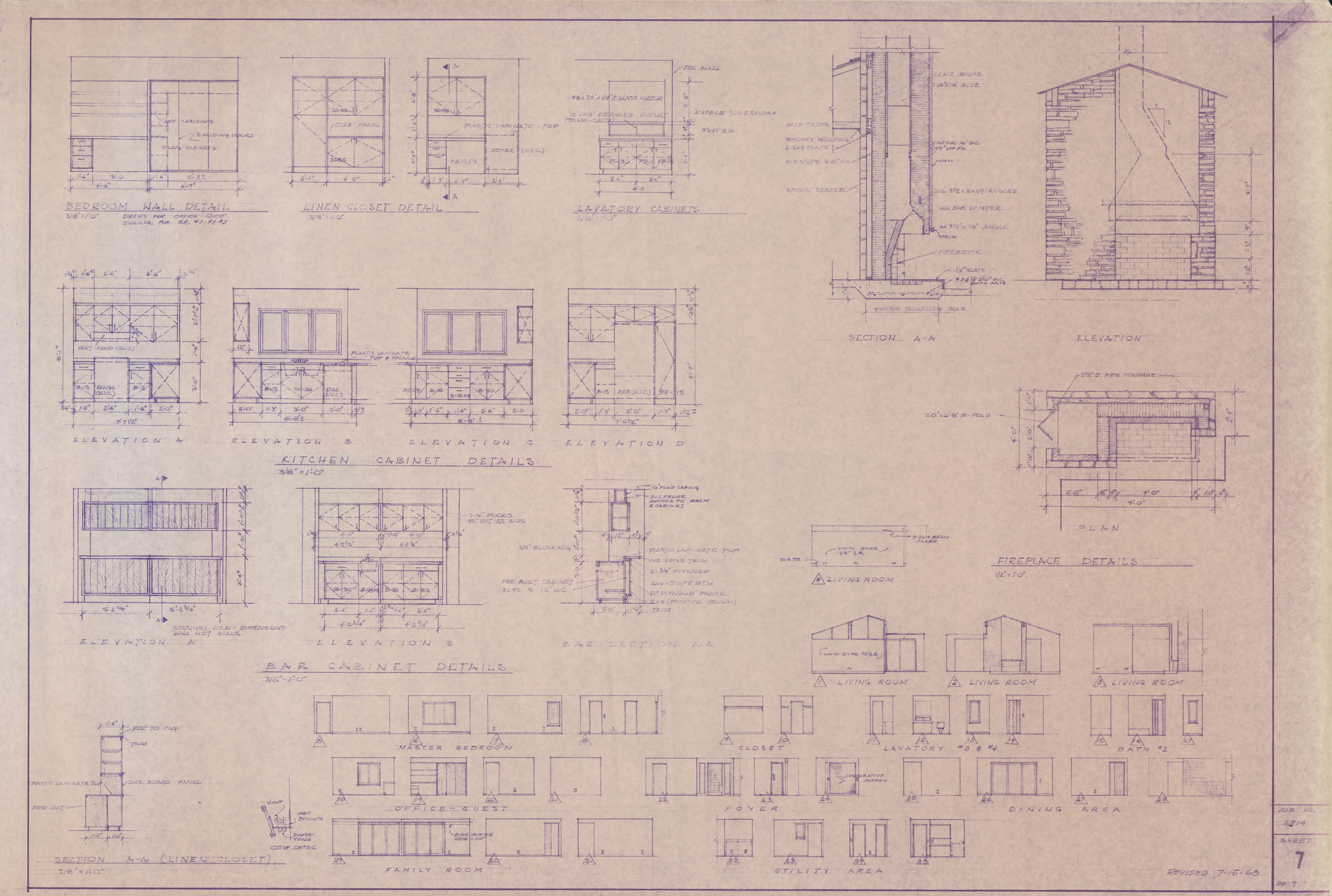 Architectural Plans Click Image To Expand 171 Lawrence