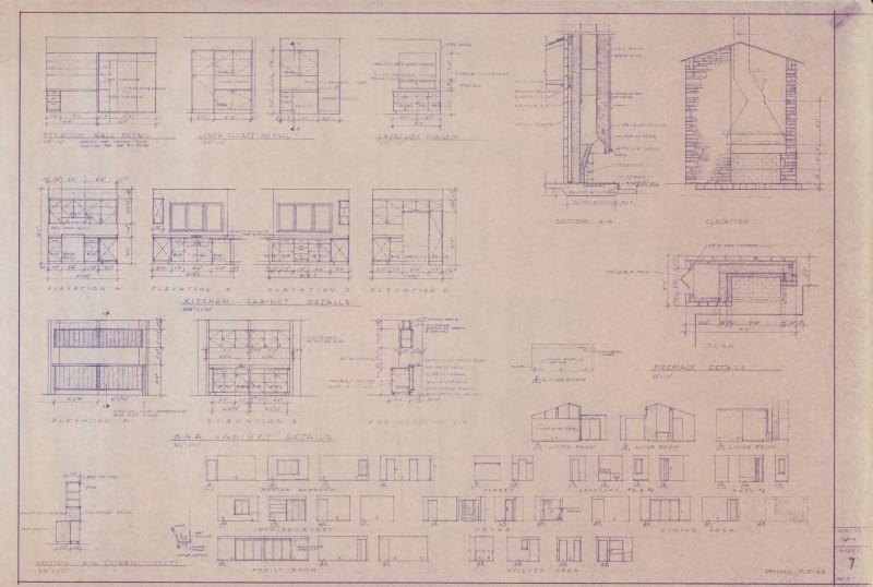 kitchen cabinet blueprints
