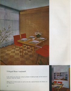 Dining nook (from McCall's Magazine)