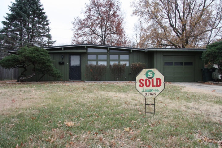 Sargent House for sale in Topeka