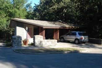 MacNider House carport